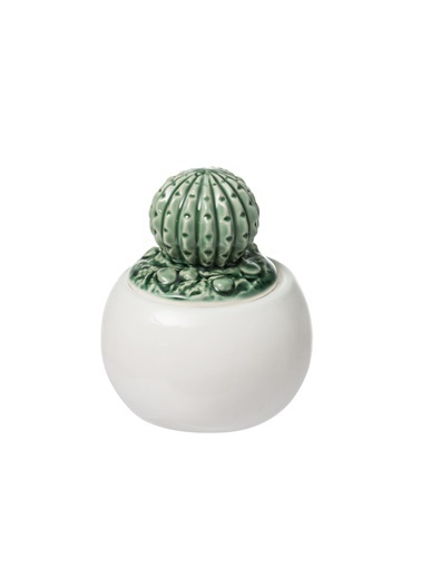 Warm Design Seramik Mücevher Kutusu Beyaz
